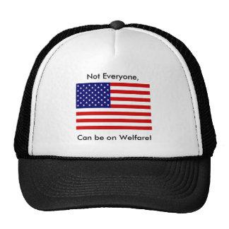 ¡la americano-bandera, no cada una, puede estar en gorro