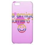 La Amiga Número 1 Ecuadorian Flag Colors 4 Girls Case For iPhone 5C