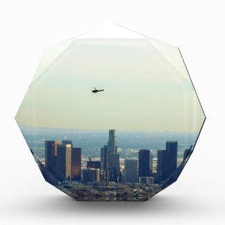 LA and helo Award