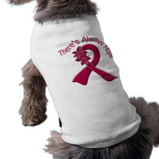 La anemia de la célula falciforme allí es siempre  camisetas de perrito