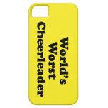 La animadora peor del mundo iPhone 5 Case-Mate protector