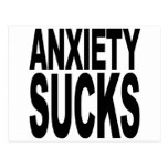 La ansiedad chupa postales