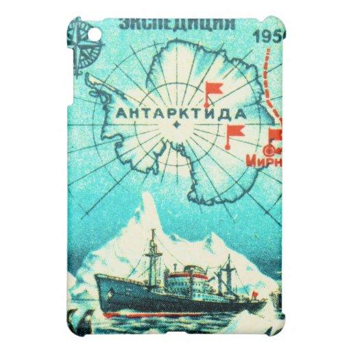 La Antártida 1956