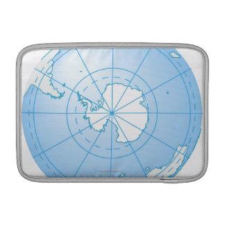 La Antártida 2 Funda Macbook Air