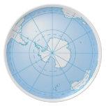 La Antártida 2 Plato De Cena