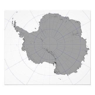 La Antártida Cojinete