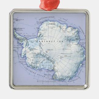 La Antártida Adorno Para Reyes