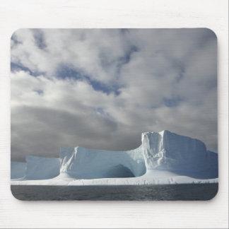 La Antártida, estrecho de Bransfield, sol de la ta Alfombrillas De Ratones