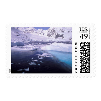 La Antártida. Expedición a través de icescapes Franqueo