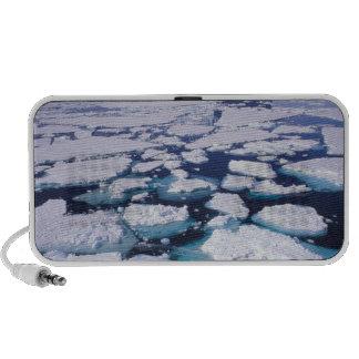 La Antártida flujo del hielo Altavoces De Viajar