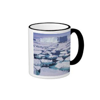 La Antártida flujo del hielo Taza De Café