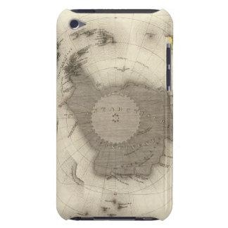 La Antártida, hemisferio meridional iPod Touch Protectores