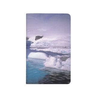 La Antártida. Icescapes antárticos 2 Cuaderno