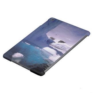 La Antártida. Icescapes antárticos 2 Funda Para iPad Air