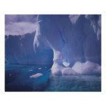 La Antártida. Icescapes antárticos 3 Póster