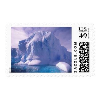 La Antártida. Icescapes antárticos Franqueo