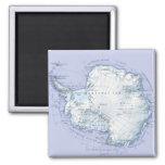 La Antártida Iman De Frigorífico