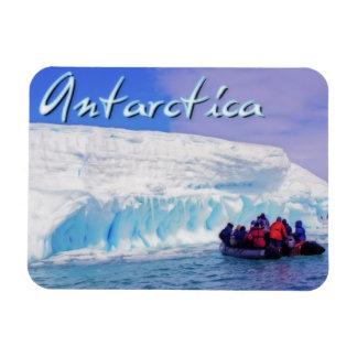 La Antártida Imán De Vinilo