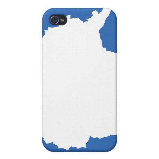 La Antártida iPhone 4 Coberturas