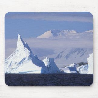 La Antártida, isla de Boothe, sol de la tarde Alfombrillas De Raton
