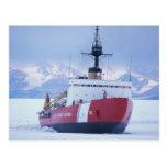 La Antártida, isla de Ross, estación de McMurdo, Postales