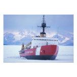 La Antártida, isla de Ross, estación de McMurdo, U Cojinete