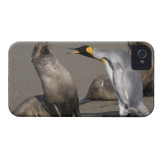 La Antártida, isla del sur de Georgia (Reino Case-Mate iPhone 4 Protector