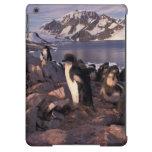La Antártida, polluelos del pingüino de Adelie Funda Para iPad Air
