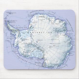 La Antártida Alfombrilla De Ratón