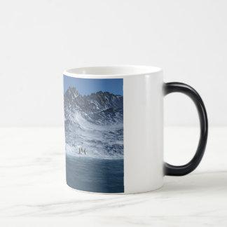 La Antártida Taza Mágica