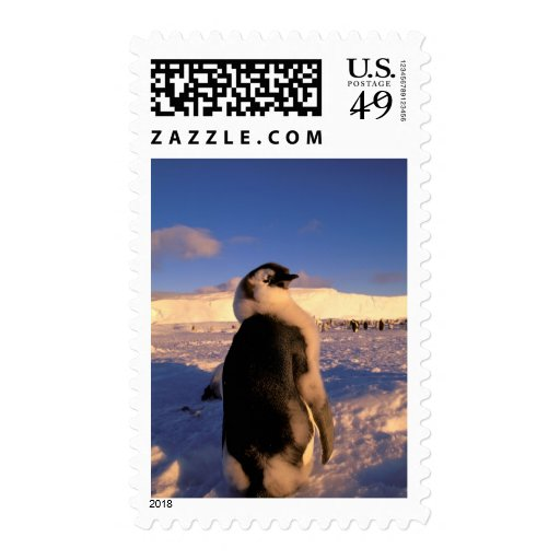 La Antártida, territorio antártico australiano, 2 Franqueo