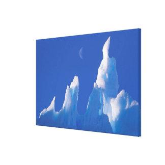 La Antártida, territorio antártico australiano Impresión En Lona Estirada