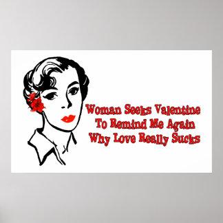 La Anti-Tarjeta del día de San Valentín escoge el  Impresiones