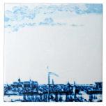 La antigüedad de Amsterdam envía la apariencia Azulejo Ceramica