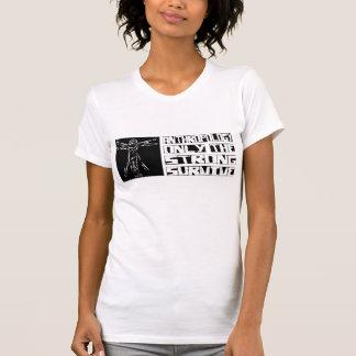 La antropología sobrevive camiseta
