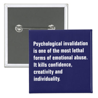 La anulación psicológica es una la mayoría… pin cuadrado
