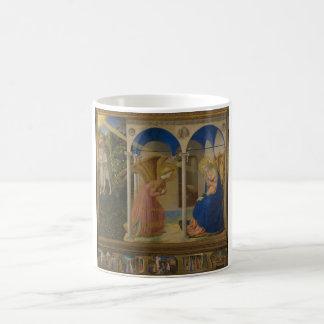 La Anunciación by Fra Beato Angelico Coffee Mug