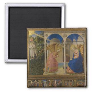 La Anunciación by Fra Beato Angelico Magnet