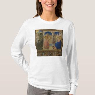 La Anunciación by Fra Beato Angelico T-Shirt