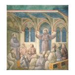 La aparición en la casa del capítulo en Arles Impresión En Lienzo