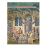 La aparición en la casa del capítulo en Arles Tarjetas Postales