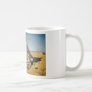 La apoteosis de la guerra taza de café
