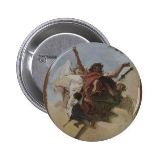 La apoteosis del santo Roch de Juan Tiepolo Pins