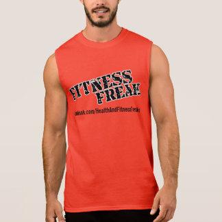La aptitud Freaks la camiseta ultra sin mangas HFF