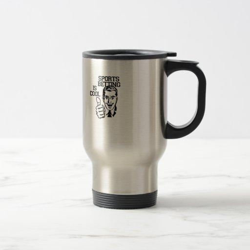 ¡La apuesta de los deportes es fresca!!  Productos Taza De Café