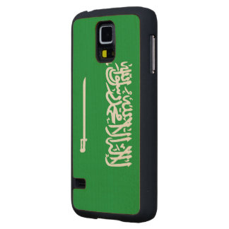 La Arabia Saudita Funda De Galaxy S5 Slim Arce