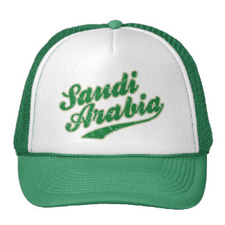 La Arabia Saudita Gorra
