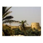 La Arabia Saudita, Riyad, ciudad vieja del al-Diri Postales