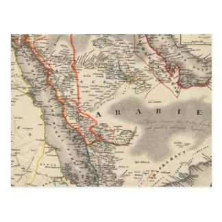 La Arabia Saudita Postal