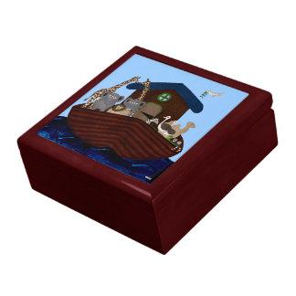 La arca de Noah Caja De Recuerdo